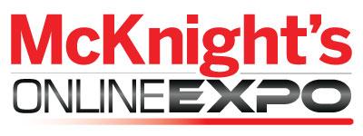 McKnight's Fall Online Expo logo