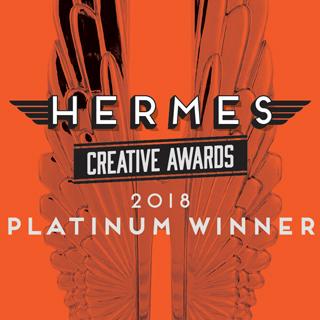 2018 HERMES Platinum Award