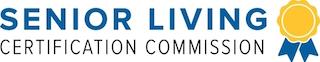 Senior Living Certification Commission logo