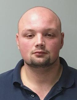 Alex Samaniego (Photo: Bristol, VA, Police Department)