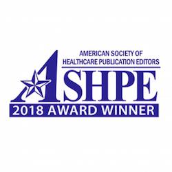 2018 ASHPE Awards logo