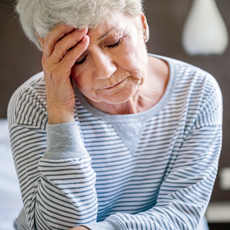 Study finds depressive symptoms nearly tripled for seniors during pandemic