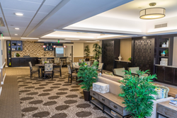 A common area in the assisted living portion of Grandview Terrace Health and Rehabilitation.