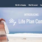 The LifePlanCommunity.org website