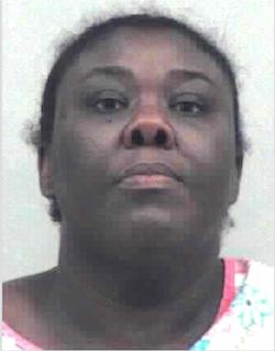 Lisa Williams (Credit: Gwinnett County Sheriff's Office)
