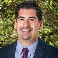 Nathan Cortez, Southern Methodist University Dedman School of Law Associate Dean of Research