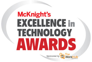 2015 McKnight's Excellence Technology Awards TheWorxHub