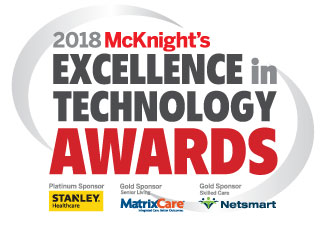 McKnight's 2018 Excellence in Technology Awards