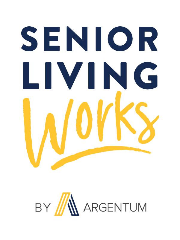 Argentum Senior Living Works logo