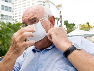Long-term care operators caring for residents who may have the H1N1 virus now have new guidelines fr