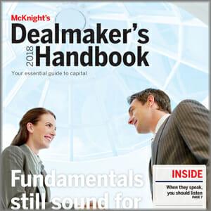 2018 Dealmaker's Handbook