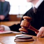 Judge, gavel, courtroom