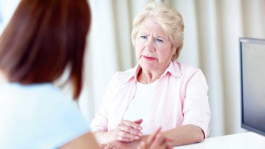Most older adults prefer not to discuss life expectancy