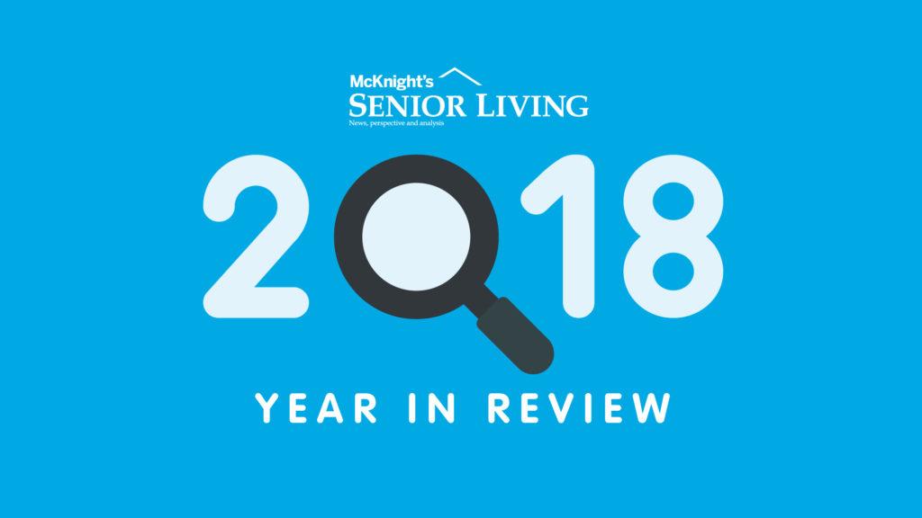 Big senior living stories of 2018