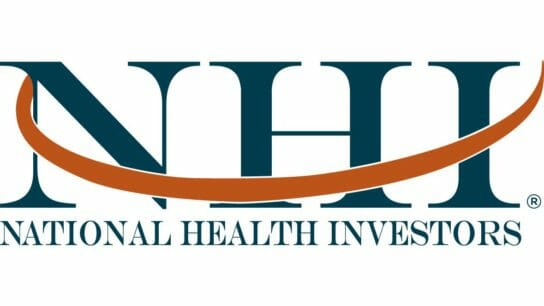 National Health Investors logo