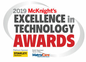 2019 McKnight's Tech Awards