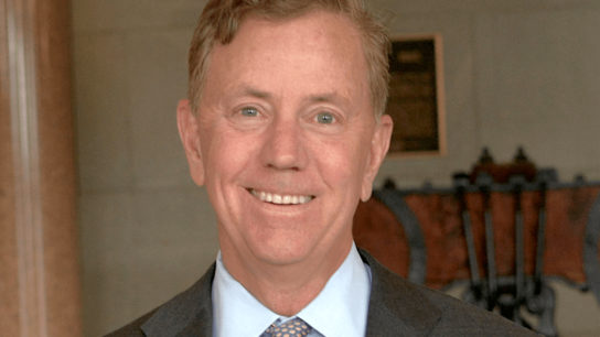 CT Gov. Ned Lamont