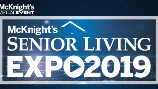 McKnight's Senior Living Online Expo