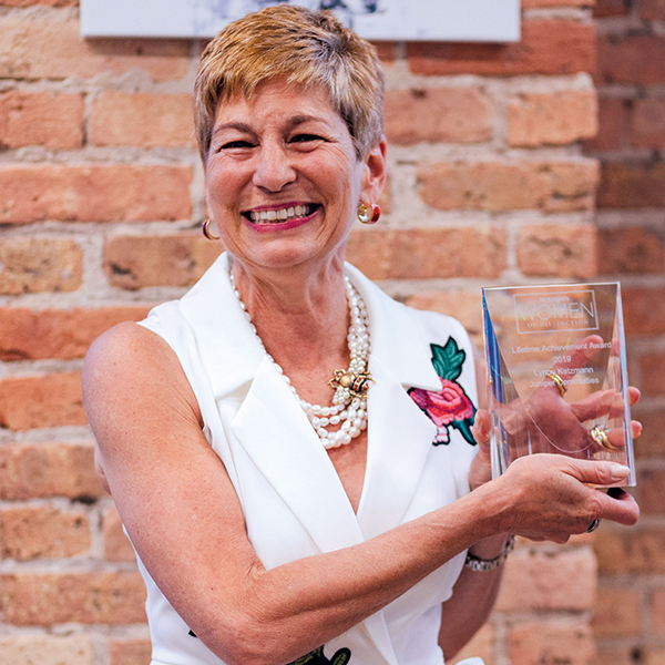 Women of Distinction: Lynne Katzmann