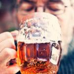 Senior binge drinking