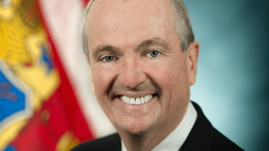 NJ Gov. Phil Murphy