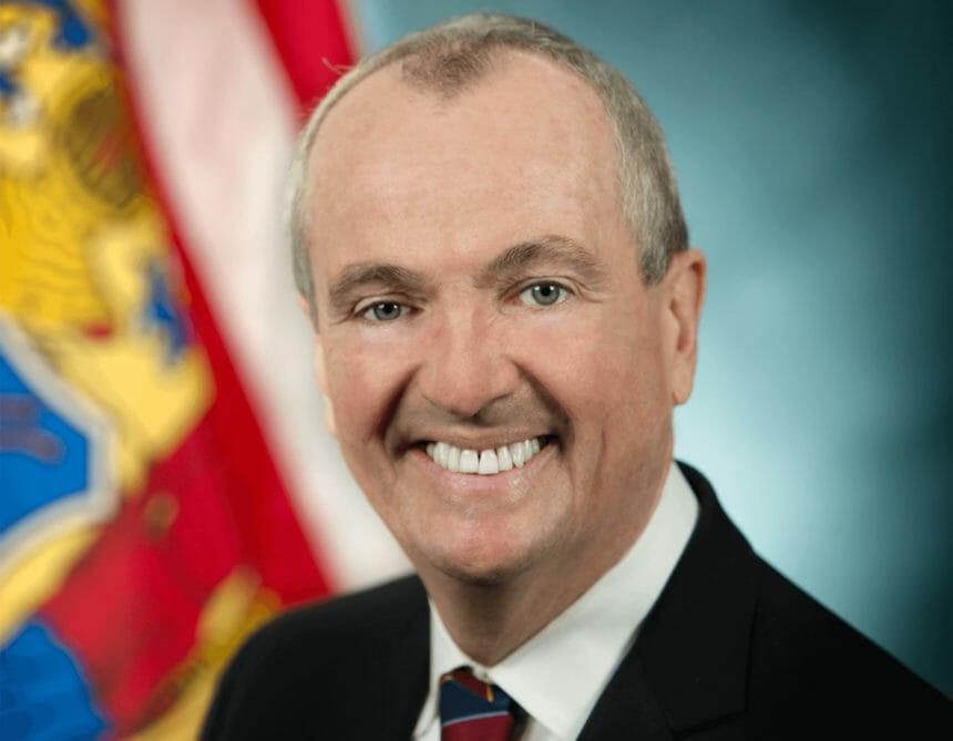 NJ Gov. Phil Murphy