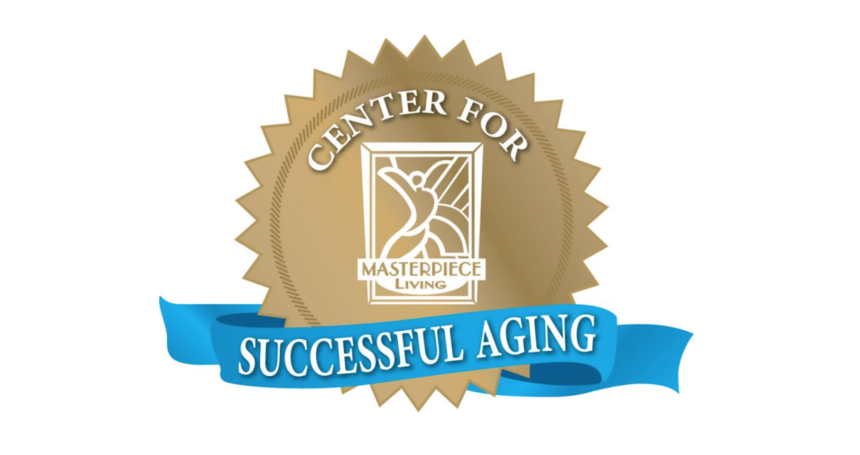 Masterpiece Living Center for Successful Aging logo