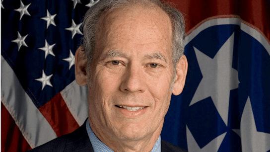 headshot of Tennessee Comptroller Justin P. Wilson