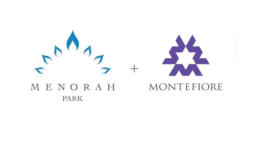 Menorah Park Montefiore logos