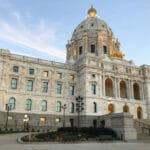 Minnesota Capitol building exterior