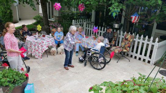 RiverCrest Garden Party