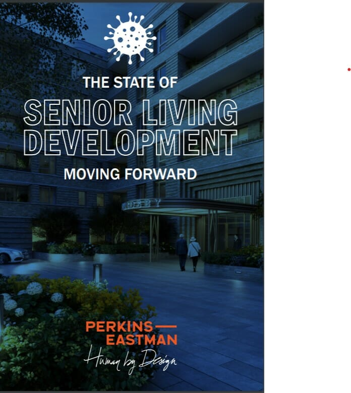 Perkins Eastman Moving Forward Study cover