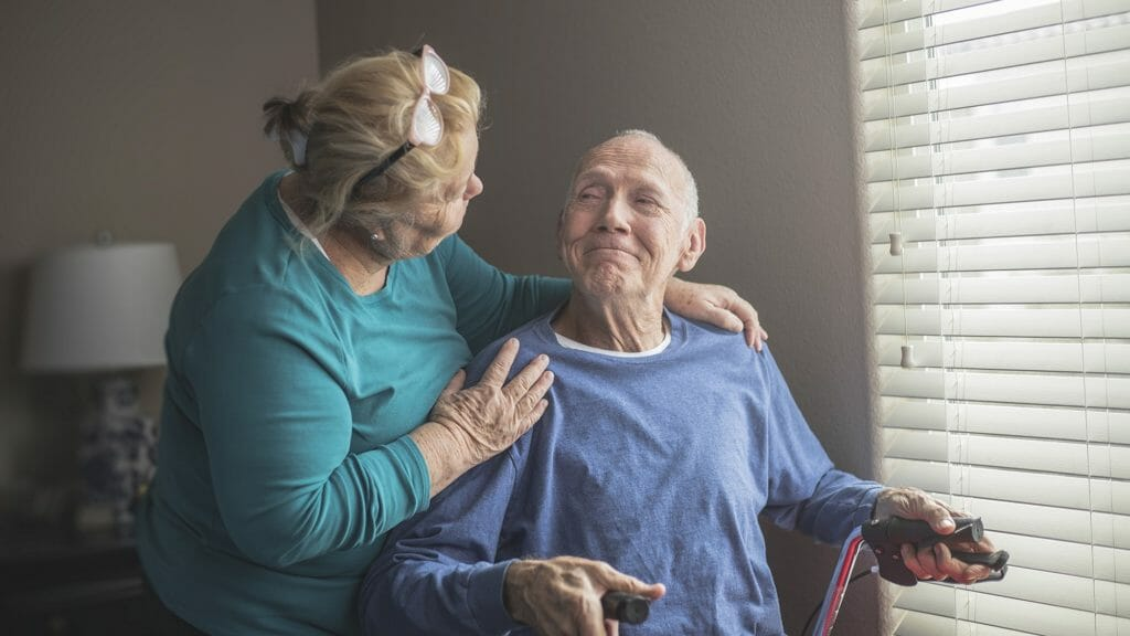 Providers identify 5 key areas for person-centered care of residents with dementia