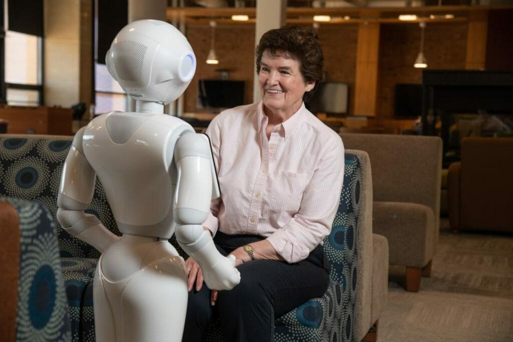 'Gossip bots' one day may serve as personal caregiver assistants to older adults with dementia