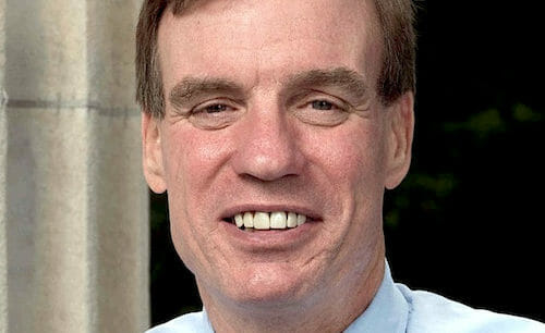 Sen. Mark Warner headshot
