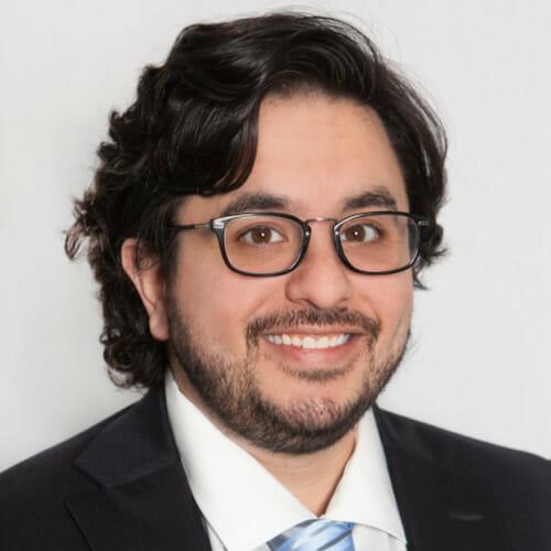 Dr. Waseem Ghannam headshot