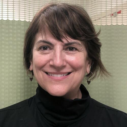 Margo Buda headshot