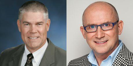 Bill McGinley & Randy Lindner