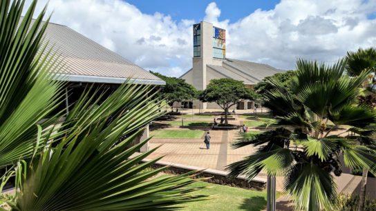 University of Hawaii West Oahu campus