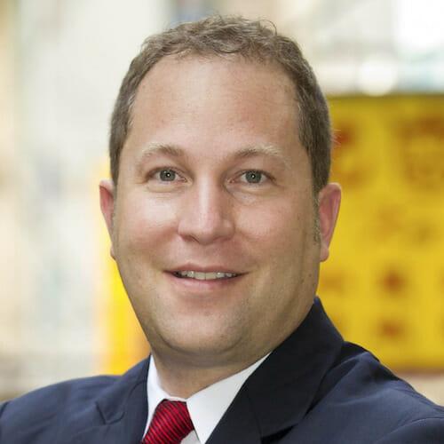 David Berger headshot