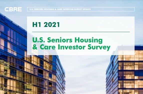 H1 2021 CBRE report cover