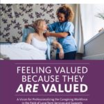LeadingAge Workforce Vision Report Cover