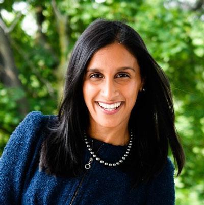 Tina Sadarangani headshot