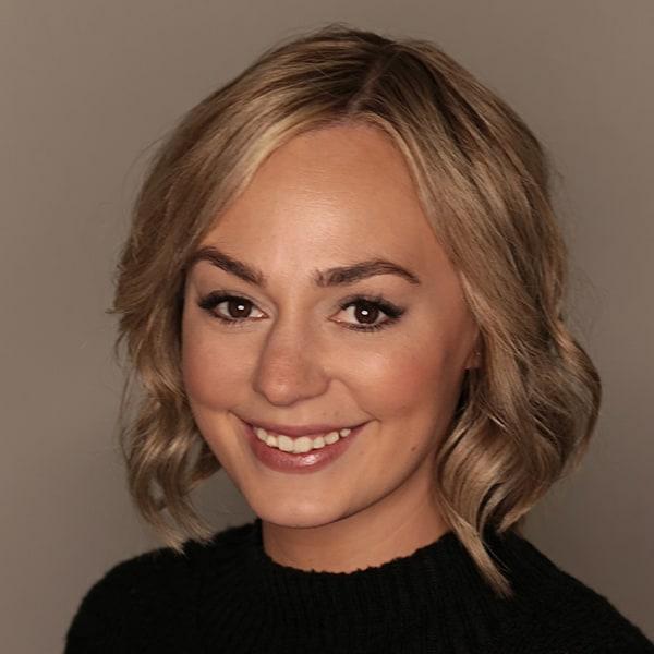 Headshot of Allie Hanegan