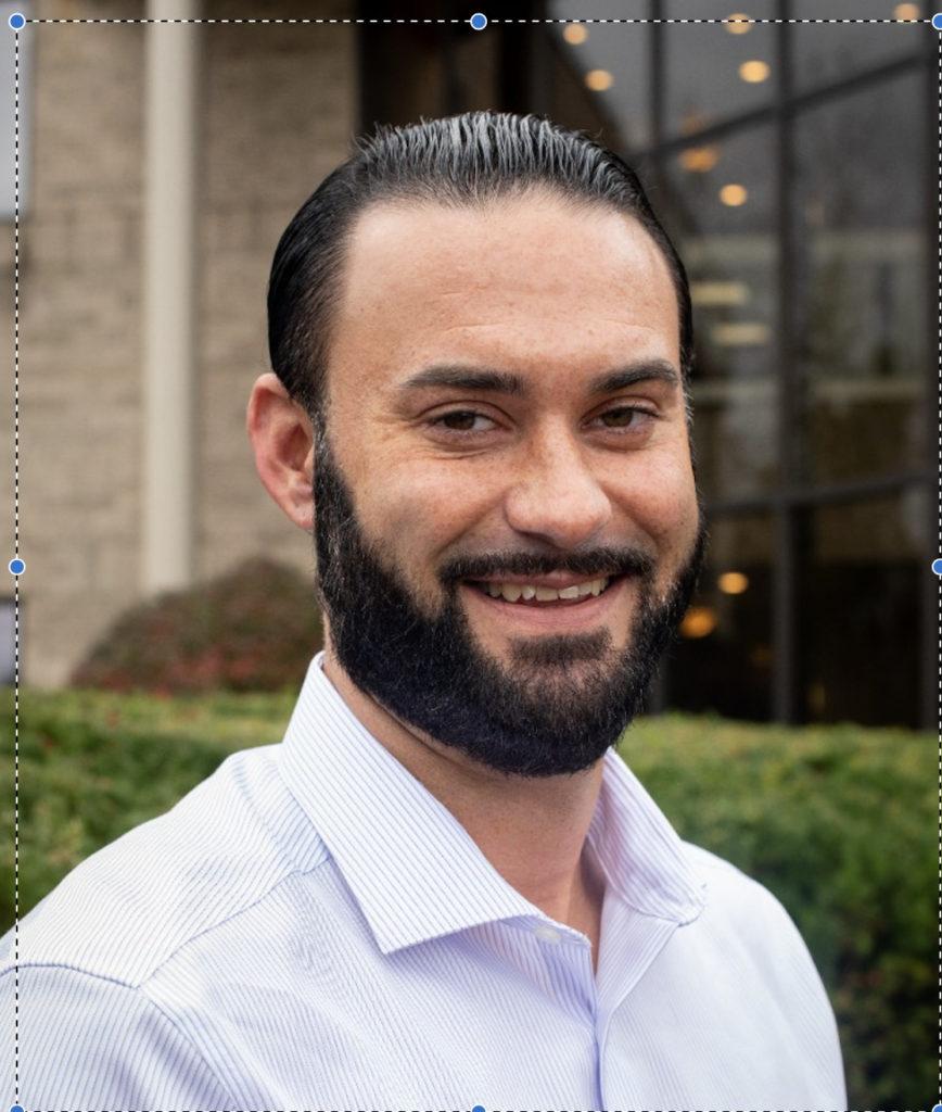 Headshot of Chris Graber