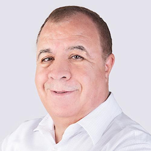 Haim Amir headshot