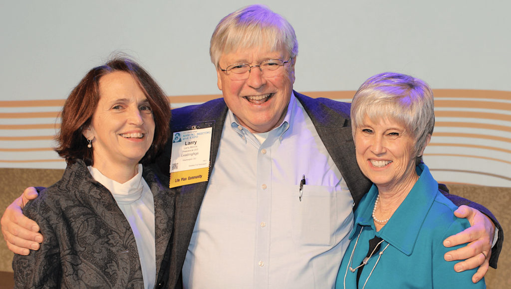 Former LeadingAge Board Chair, Ecumen CEO Kathryn Roberts remembered as 'transformational leader'