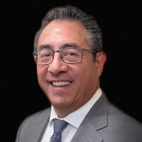 Dr. Frederick Mark Paz headshot
